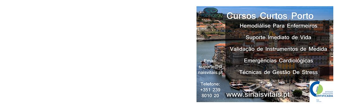 Cursos de curta duração no Porto